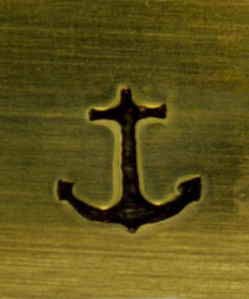 PN5324 = DESIGN STAMP - anchor
