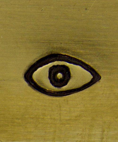 PN5278 = DESIGN STAMP - eye