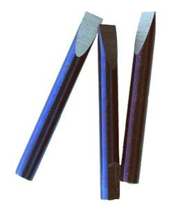 52.568 = SCREWDRIVER STANDARD BLADES 0.60mm (Pkg of 3)