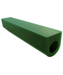 Du-Matt 21.02692 = DuMatt Green Flat Top Wax Ring Tube 1''x1-1/8''
