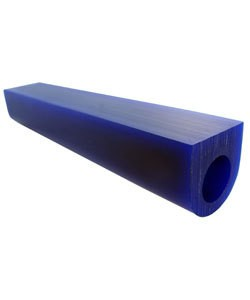 Du-Matt 21.02693 = DuMatt Blue Flat Top Wax Ring Tube 1-1/8'' x1-1/8''