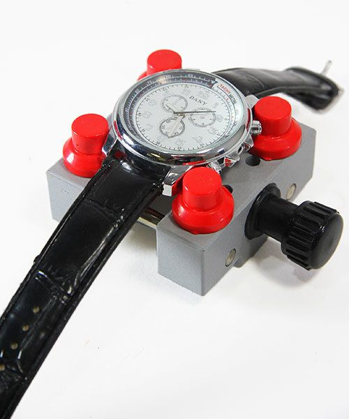 59.0301 = Movement Holder for Large Watches with 4 Nylon Pins