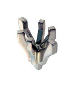 740-1/4 = Marquise 6 Prong Tiffany Peg Head 6.5x3.5mm 14KW