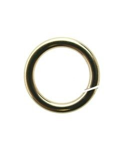900-3H = Open Jump Ring 2.5mm ID x .030'' (20ga) Wire 14KY Gold
