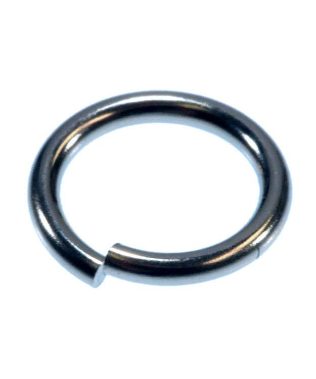 900W-6L = JUMP RING 4.3mm IDx20 GAUGE WIRE 14kw