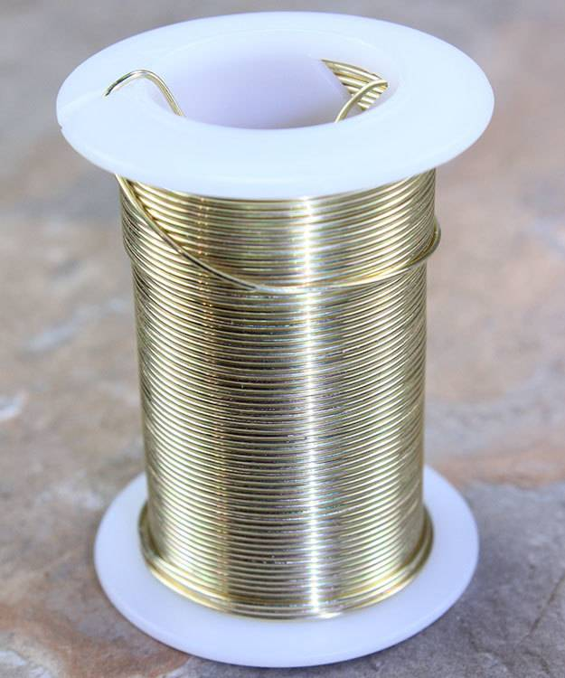 TARNISH RESISTANT WIRE SILVER COLOR 20ga 15YD SPOOL