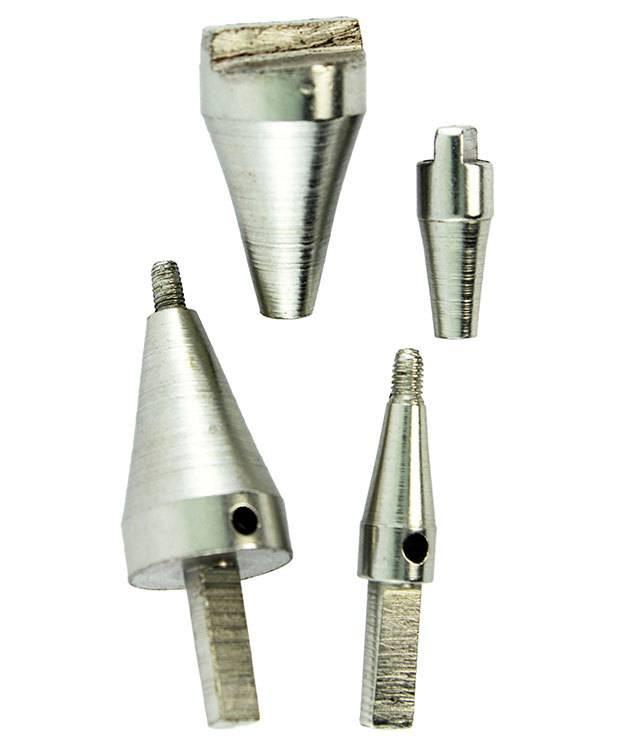 WR230 = Conetastic Cone Tool. Hourglass Mandrel Set