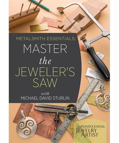 VT3042 = DVD - Metalsmith Essentials: Master the Jeweler's Saw
