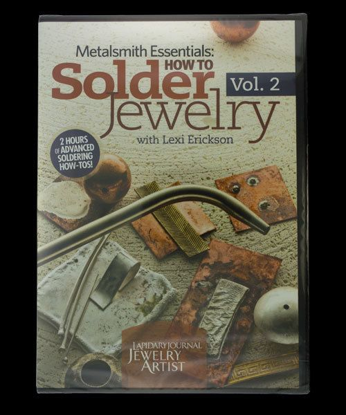 VT3018 = DVD - HOW TO SOLDER JEWELRY Volume 2