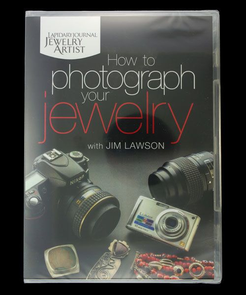 VT3014 = DVD - HOW TO PHOTOGRAPH YOUR JEWELRY