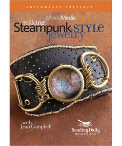 VT2532 = DVD - MIXED MEDIA: STEAMPUNK-STYLE JEWELRY
