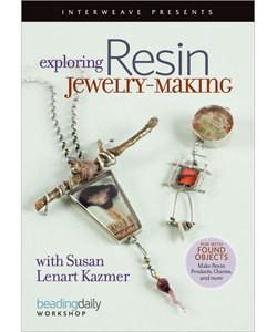 VT2520 = DVD - EXPLORING RESIN JEWELRY MAKING