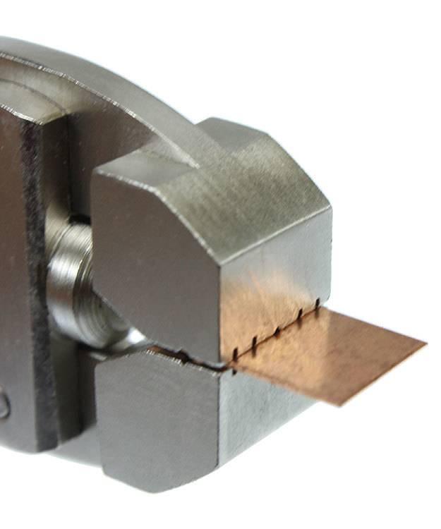 VS8115 = Jewelers Adjustable Hand Vise with Adjusting Handle