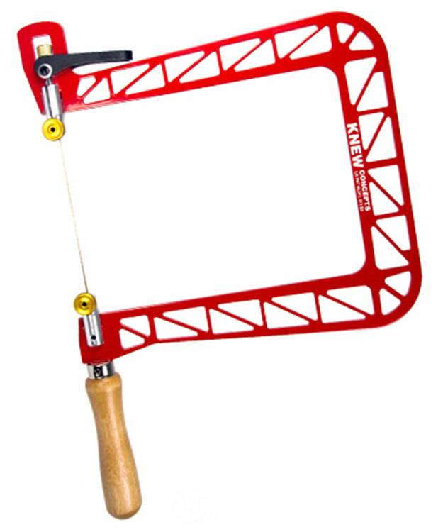 Knew Concepts SW4068 = Knew Concepts Mk IV 8'' Saw with Tension Lever