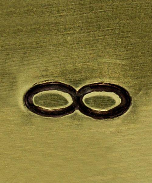 PN5082 = SOUTHWEST DESIGN STAMP - Infinity