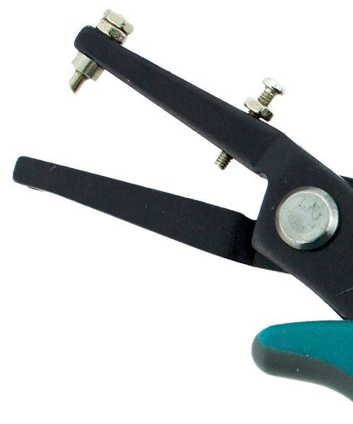 PL9318 = Hole Punching Plier with Gauge Guard 1.8mm Round