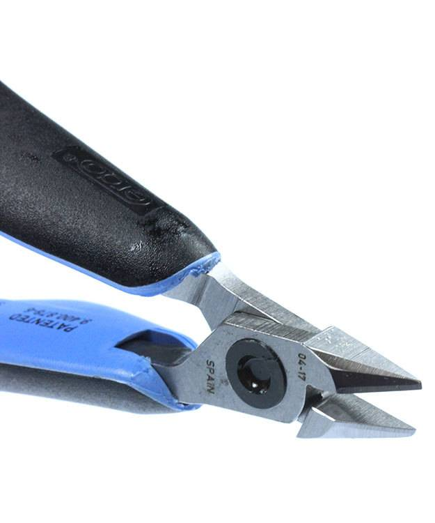 Lindstrom PL7392RX = Lindstrom RX Stubby Angled Flat Nose Pliers (7392RX)