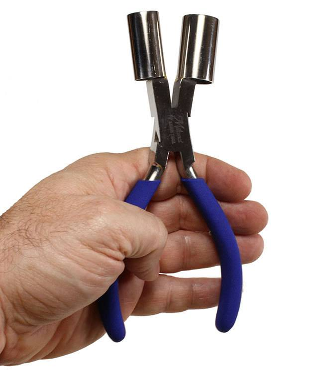 Eurotool PL7111 = Miland Double Cylinder Ring Pliers 5/8'' & 3/4''
