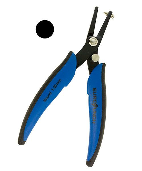 Eurotool PL1337L = Europunch Round Hole Punching Plier 1.50mm with Long Jaw