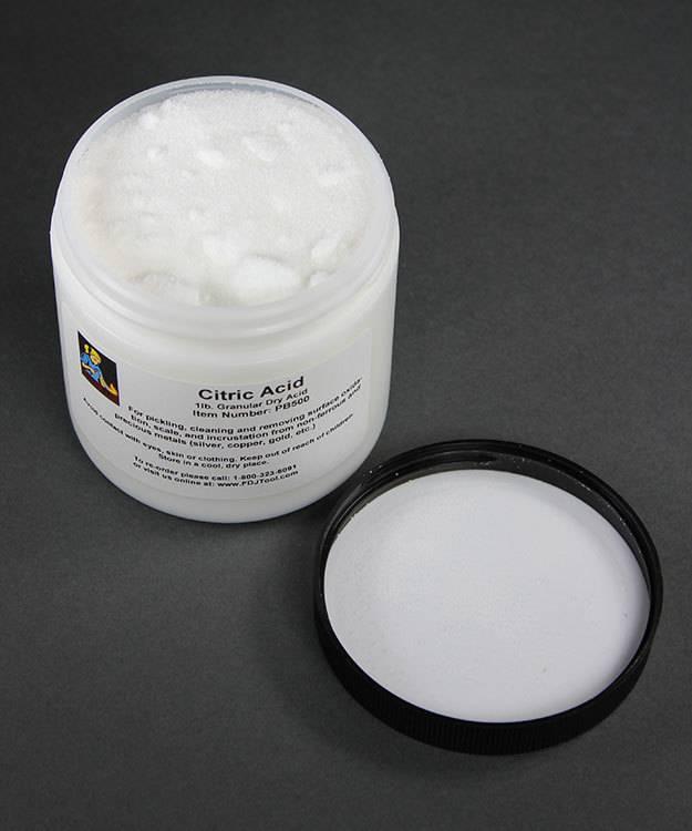 PB500 = Citric Acid Eco-Friendly Pickle 1lb