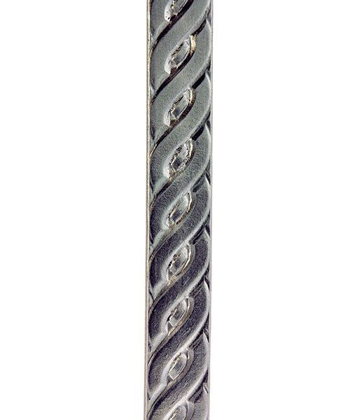 NPW304 = Nickel Silver Pattern Wire - ROPE 0.82 x 6.35mm - 3 foot piece