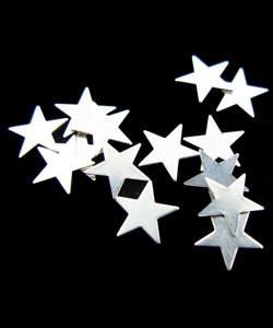 MSS53630 = STERLING STAR STAMPING 9mm x 30ga (Pkg of 5)