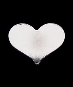 MSS44026 = STERLING HEART STAMPING 10mm x 8mm x 26ga (EACH)