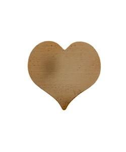 MSC43024 = COPPER SHAPE - HEART 24ga 13/16'' x 7/8''  (Pkg of 6)