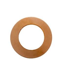 MSC16524 = Copper Washer 1'' Dia (24ga) (Pkg of 10)