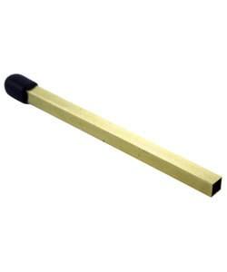 Kemper Tools MC1323 = Kemper HCS4 1/4'' Square Hole Cutting Tool