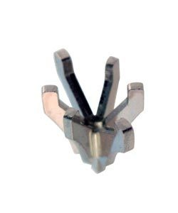 740-1/8 = Marquise 6 Prong Tiffany Peg Head 5x2.75mm 14KW
