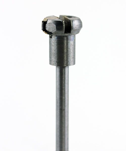 11.096-3 = Diamond Cutting Flywheel 180deg 3mm Shaft