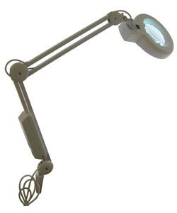 13.125 = LAMP  MAGNIFIER 1.75X  ILLUMINATED INSPECTION LAMP