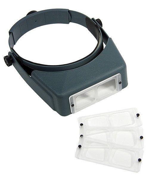 Donegan OptiVISOR Headband Magnifier