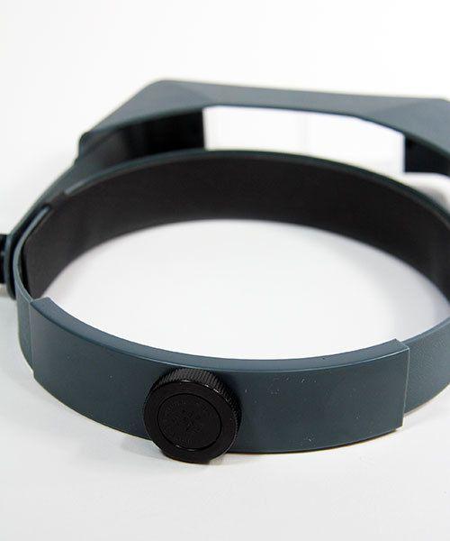 Donegan Optical 29.498 = Optivisor AL Kit / Headband with Four Acrylic Lenses