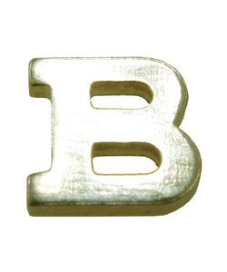 365-B = INITIAL B 5MM 14ky