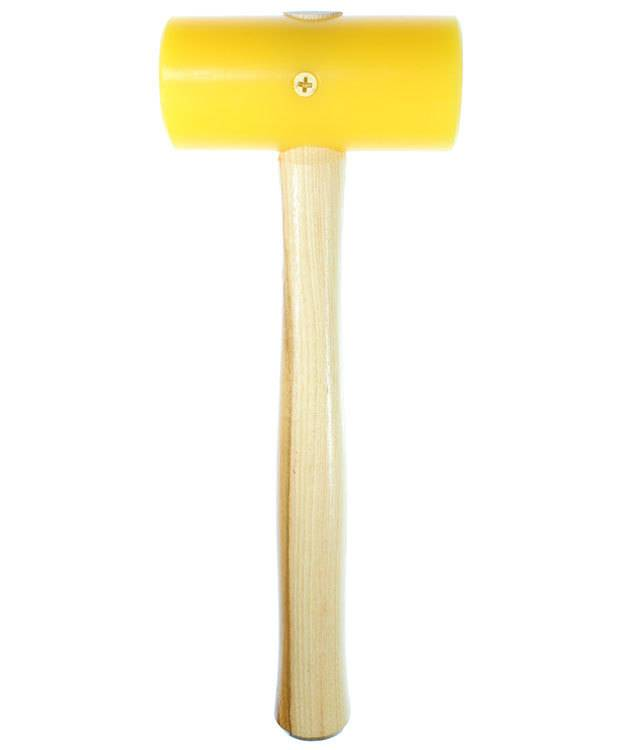 Garland 37.709 = Mallet with Plastic Head 1-3/4'' diameter