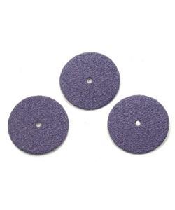 "ST7232 = Sanding Disc with Pin Hole  - 3M PURPLE 120grit - 7/8"" (100pcs)"
