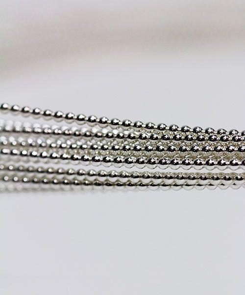 SBW16 = Sterling Beaded Wire 16ga 1.1mm  Dead Soft (Sold per foot)
