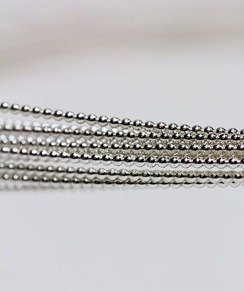SBW16 = Sterling Beaded Wire 16ga  Dead Soft (Sold per foot)