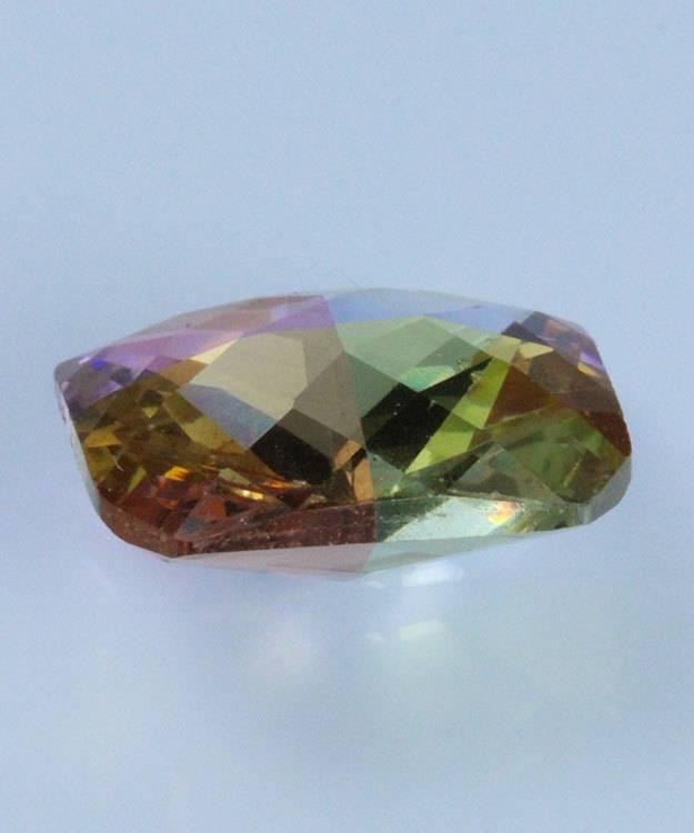 LSOC12X10 = Lucky Stone Octagonal Cut CZ 12x10mm (Each)