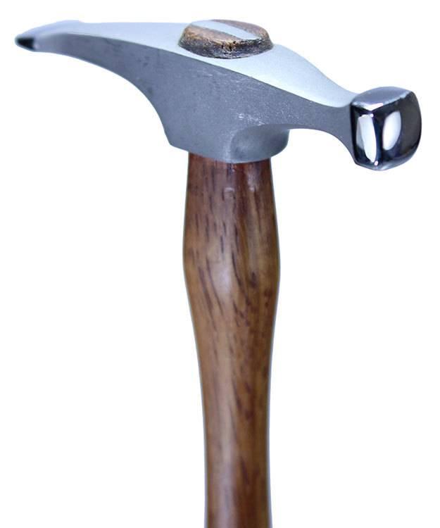 Fretz Designs HA8406 = Fretz Precisionsmith Riveting Hammer HMR-406