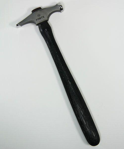 HA8047 = Revere R-GF Goldsmithing / Cross Peen Hammer by Fretz