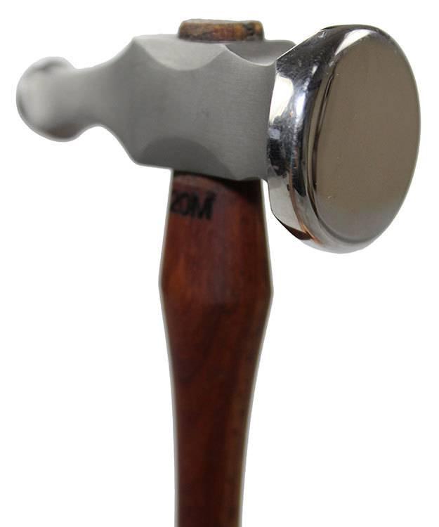 Fretz Designs HA8020M = Fretz Traditional Chasing Hammer - Medium Weight HMR-20-M