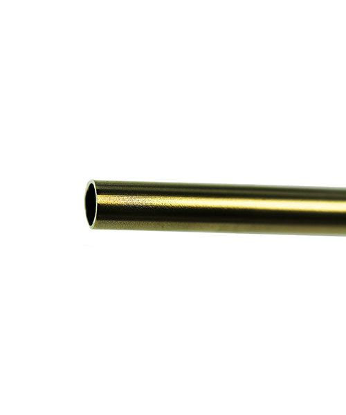 GT08L = 14KY Gold Tubing 0.125''OD x 0.105''ID  (3'' piece)