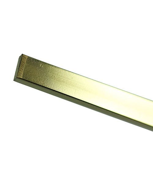 GFW4020 = 14KY Gold Flat Wire 4.0x2.0mm (Sold by the inch)