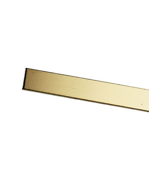 GBW330 = 14KY Gold Bezel Wire 3mmx30ga (Sold by the inch)