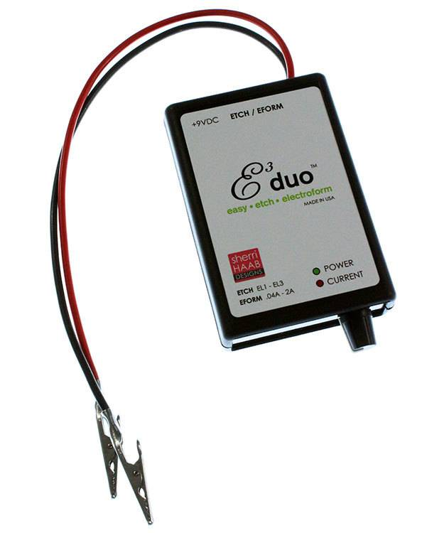 ET1050 = E3 Duo Electroforming and Etching Controller Only