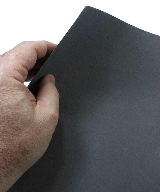 "EM9415 = Silicon Carbide Waterproof Paper 1200grit 9""x11"""