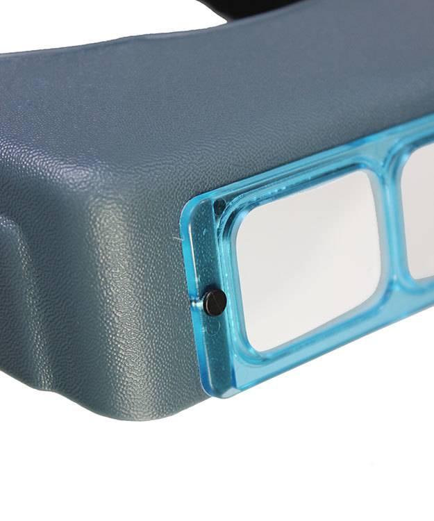 Donegan Optical EL997 = Optivisor Lens Plate Replacement Rivets (Pkg of 2)